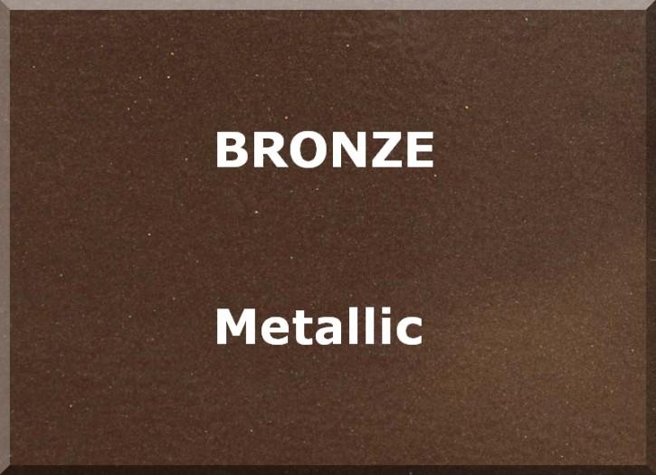 BRONZE EFFEKT Metallic seidenmatt