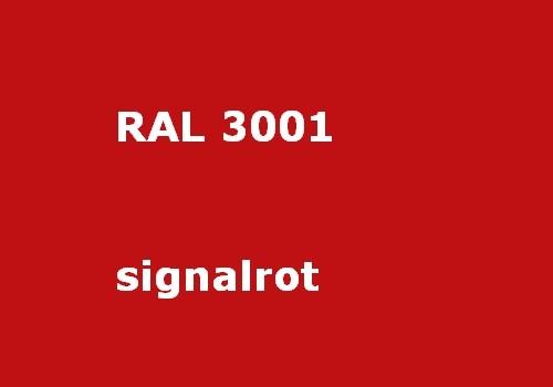 RAL 3001 signal-rot glänzend