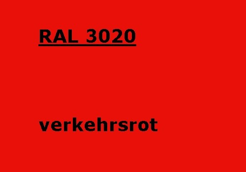 ral 3020