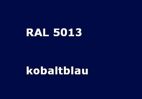 RAL 5013 kobalt-blau glänzend