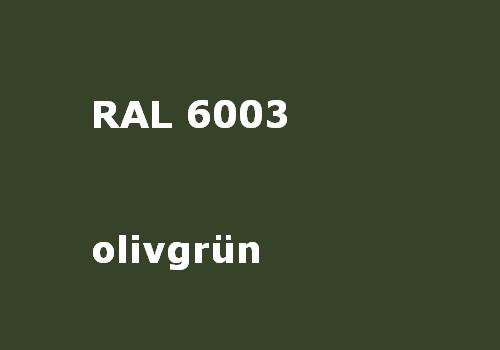 RAL 6003 oliv-grün glänzend