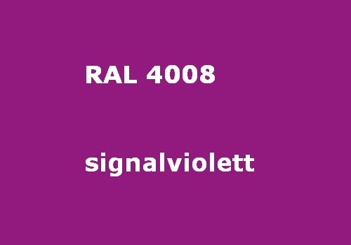 RAL 4008 signal-violett glänzend