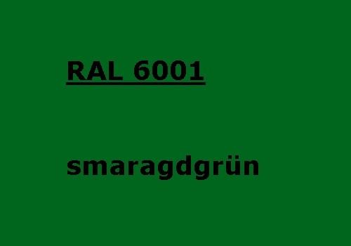 RAL 6001 smaragd-grün glänzend