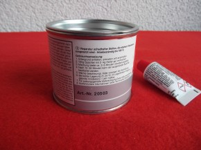 Pulverlack-Spachtel Spachtelmasse 250g