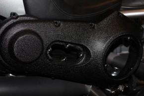 WRINKLE BLACK schwarz matt 250g