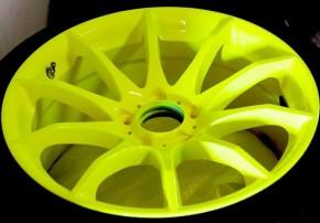 STARTER-SET 3x Leucht-Farben je 250g