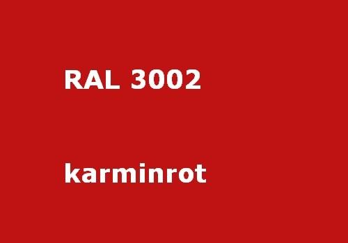 RAL 3002 karmin-rot feinstruktur