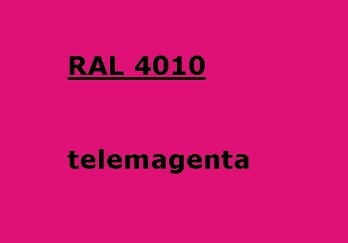 RAL 4010 tele-magenta glänzend
