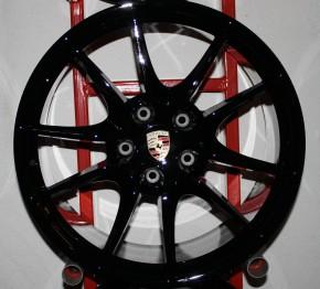 RAL 9005 tief-schwarz glatt glänzend