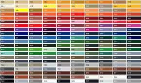 RAL -CLASSIC- Farbfächer