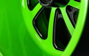 RAL 6038 luminous-green glossy